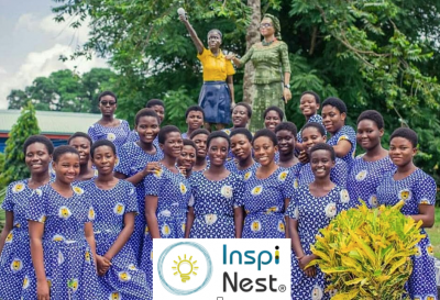Digital empowerment of young girls in Ghana
